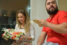 ♥♥♥  CASO REAL: O chá-bar DIY da Milena e do Rodrigo Uma das grandes dúvidas dos casais quando estão preparando o casamento é se devem se esforçar para fazer algum evento pré-casório como chá-de-p... http://www.casareumbarato.com.br/caso-real-o-cha-bar-diy-da-milena-e-do-rodrigo/