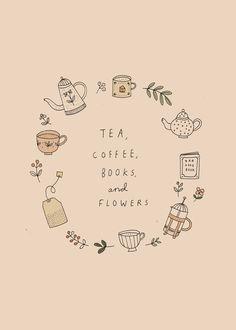 Ryn Frank is a freelance illustrator, specialising in hand drawn illustrations. Coffee Illustration, Cute Illustration, Cute Wallpapers, Wallpaper Backgrounds, Illustrator, Autumn Aesthetic, Cute Art, Aesthetic Wallpapers, Art Inspo