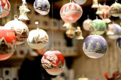 #Heidelberg #Christmas #Weihnachtsmarkt #ChristmasMarket #Germany #Tradition #travel #wow #wowplaces #Advent #MerryChristmas #SantaClaus #schmuck #weihnachtskugel #decoration #art