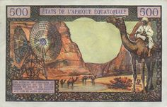 Banknote World Educational provides free background information, values and images on tens of thousands of banknotes. African States, Ephemera, Vintage World Maps, Nostalgia, Typography, Cool Stuff, Paper, Illustration, Stationary
