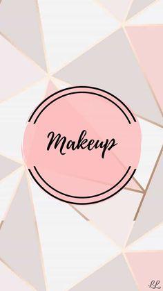 Destaque para maquiadores, destaque designer, destaque make, destaque sobrancelha Instagram Logo, Pink Instagram, Story Instagram, Instagram Feed, Makeup Wallpapers, Cute Wallpapers, Wallpaper Backgrounds, Wallpaper Pastel, Makeup Artist Logo