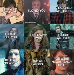 I loved you Draco Malfoy ❤no I still love you Harry Potter Tumblr, Harry Potter Hermione, Harry Potter World, Harry Potter Feels, Mundo Harry Potter, Harry Potter Puns, Harry Potter Pictures, Harry Potter Characters, Harry Potter Universal