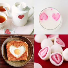 Valentine's Breakfast in Bed | Susty Party