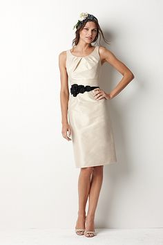 Casual wedding dress? or bridesmaids? :) Watters Maids Dress 8154