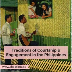 Courtship & Engagement in the Philippines, from colonial and indigenous traditions to how Filipinos get engaged in contemporary times Filipino Wedding Traditions, Fan Language, Noli Me Tangere, Romantic Gestures, Poems Beautiful, Getting Engaged, Wedding Blog, Philippines, Photoshop