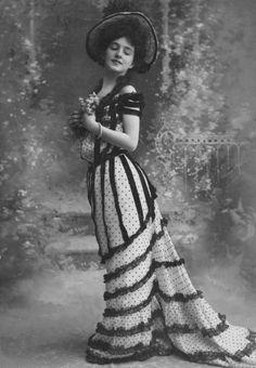Evelyn Nesbit, early 1900s