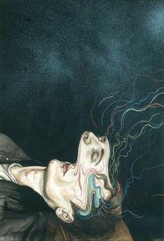 Magazine - The Surreal Drawings of Henrietta Harris