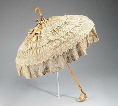 Из истории зонтиков. Интересные факты