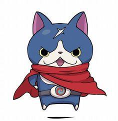 Fuyunyan - Yo-Kai Watch  #yokaiWatch #youkaiWatch http://yokaiwatch.wiki-list.review/fuyunyan/