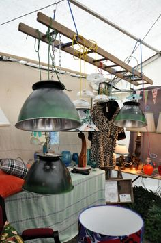 Fathers Shed at Hay Does Vintage,Hay-on-Wye 1st December, Winter Wonderland, Fathers, Vintage Christmas, Ceiling Lights, Home Decor, Dads, Parents, Decoration Home