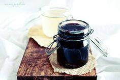 Mermelada de vino tinto y cava - Red wine and cava jam