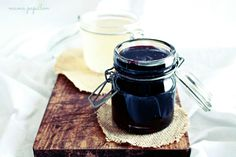 Mermelada de vino tinto y cava - Red wine and cava jam
