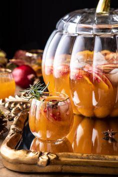 Thanksgiving Sangria   halfbakedharvest.com #thanksgiving #sangria #holiday