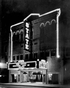 State Theater - Miami, Florida. November 18, 1930. State Archives of Florida, Florida Memory.