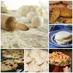 A collection of cookies and cookie bar recipes from Deep South Dish, including all of those pictured above.
