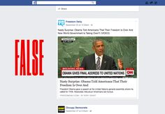 cool Hyperpartisan Facebook Pages Are Publishing False And Misleading Information At An Alarming Rate