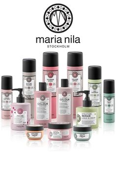 Win a Maria Nila hair package worth over £250