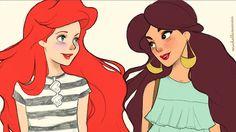 Coloring Princesses Lumpalinda