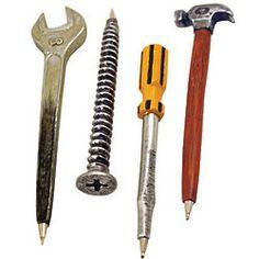 Hardware Pens Gift Set http://www.mixmugs.com/