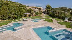resort pool spa