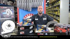 Time for brakes and rotors? Think Promax. A&A Discount Auto Parts in Hamilton sells Promax Products cheap.  Watch Ronnie B talk about Promax. For more information please visit our website.  https://aadiscountauto.ca/  https://www.youtube.com/watch?v=Sw4N5emMKjQ  #Promax #Brakes #PromacBrakes #PromaxRotors #AADiscountAuto #HamiltonAutoParts