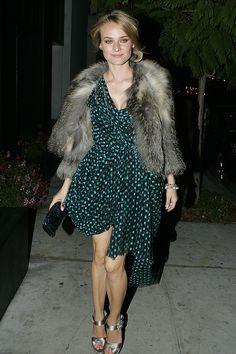 Girl Friday: Diane Kruger | The Pessimiss