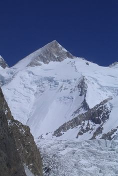 Baltistan, The Land of Highest Peaks on Earth : Articles Gasherbrum Ii, Hindu Kush, Arabian Sea, Mountain Climbers, Wildlife Park, Mountain Landscape, Top Of The World, Mountaineering, Rock Climbing