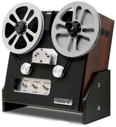 Retro-8 - very cool, a telecine house in Texas manufactures their own film transfer equipment! 8mm, 9.5mm, 16mm, this is super cool.