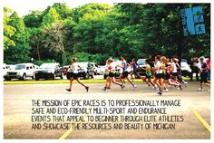 Epic Races! Who wants to try their first Triathlon?
