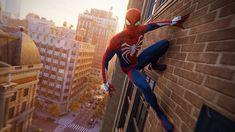 Telltale lead writer slings to Spider-Man studio Insomniac Games Spiderman Art, Amazing Spiderman, Spiderman Suits, Spiderman Pictures, Amazing Spider Man Suit, Spider Man Ps4 Game, Man Games, Man Wallpaper, Trailer