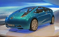 Toyota of the future? Love these concepts!