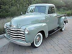 1949 Chevrolet 3100 pikap -
