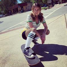 Skater – D-e-b-b-y R-y-a-n Old Teen Titans, Deborah Ann Woll, Netflix, Debby Ryan, Wwe Female Wrestlers, Peyton List, Leighton Meester, Instagram Girls, Instagram Makeup