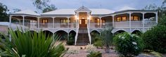 Leichhardt Traditional Queenslander style home by Garth Chapman