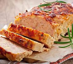 Read our delicious recipe for Cheesy Chicken Meatloaf, a recipe from The Healthy Mummy, which will help you lose weight with lots of healthy recipes. Mince Recipes, Fodmap Recipes, Ww Recipes, Chicken Recipes, Cooking Recipes, Recipe Chicken, Free Recipes, Tuna Recipes, Protein Recipes