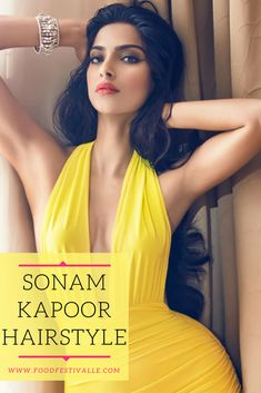 Check out best hairstyles of Sonam Kapoor here. Indian Bollywood Actress, Beautiful Bollywood Actress, Bollywood Fashion, Indian Actresses, Beautiful Girl Indian, Beautiful Indian Actress, Sonam Kapoor Hairstyles, Bengali Saree, Beautiful Female Celebrities