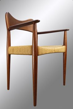 Vintage Danish Modern | Vintage Danish Modern Furniture $1595 for two chairs