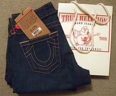 nothing like Trues Religion jeans $99.99  http://stores.ebay.com/NYC-Fitness-Family-and-Finds