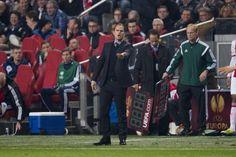 De transfer van Daley Blind naar Manchester United kwam ook voor trainer Frank de Boer uit de lucht vallen, zo vertelt hij aan Ajax TV.