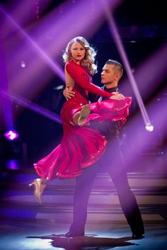 Kimberley and Pasha - Strictly Come Dancing - Semi Final 2012
