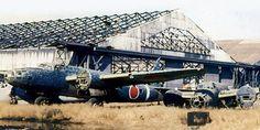 Helen ~ Nakajima Ki-49 Donryu. Allied code name (Helen) BFD