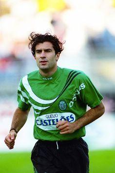 Luis Figo - Sporting Lisbon