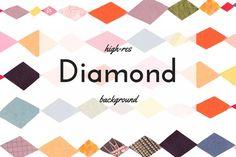 Diamond Pattern @creativework247
