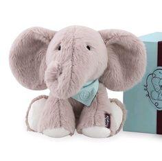 Schmuseweicher Kaloo Elefant, Serie Les Amis - Bonuspunkte sammeln, Kauf auf Rechnung, Blitzlieferung per DHL!