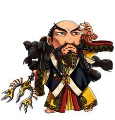 Chibi Warriors, master