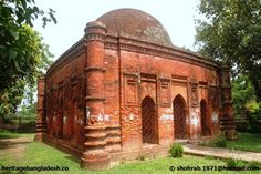 Goaldih Mosque (1519) - Sonargaon