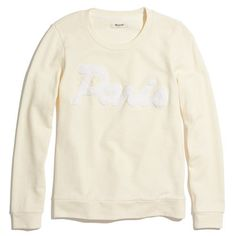 Madewell - Paris Sweatshirt