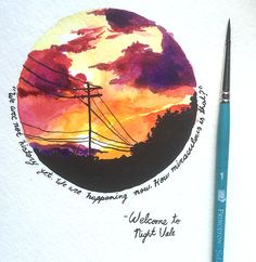 watercolor illustration | Tumblr