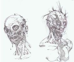 Zombies 01 by ~timothygreenII on deviantART