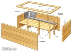 Build Your Own Self-Watering Planter | The Family Handyman